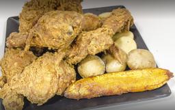 1 Pollo Broaster