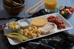 Desayuno del Rancho