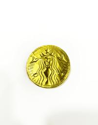 Moneda de Chocolate