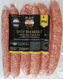 Spicy Breakfast 500g
