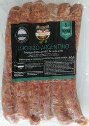 Chorizo Argentino 500g