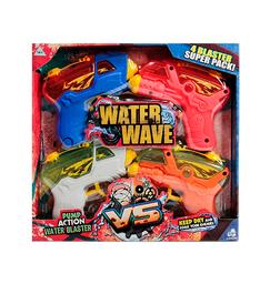 Lanza Agua X4