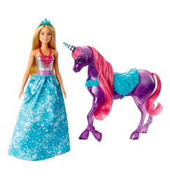 Barbie Dreamt Unicornio