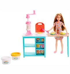 Barbie Cyb Sta Desayuno