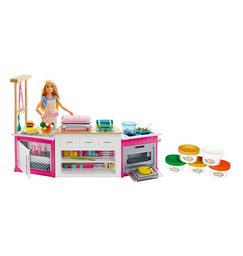 Barbie Cocinadiviertete