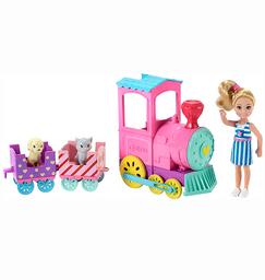 Barbie Tren Chelsea