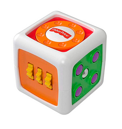 Fisher Price Cubo Actividades