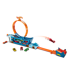 Hot Wheels Lanzadoracrobatic