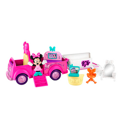 Fisher Price Minnie Camioneta