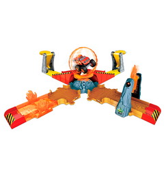 Fisher Price Blaze Saltovolcan