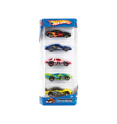 Hot Wheels Paquete De 5