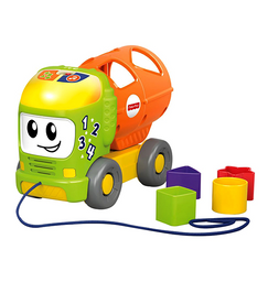 Fisher Price Camion De Bloques