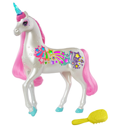Barbie Unicornio Brilla