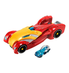 Hot Wheels Marvel Lanzador
