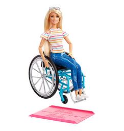 Barbie Fash Silla Rueda