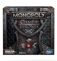 Monopoly Gamethrones