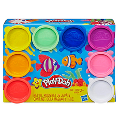 Play Doh X 8 Pack