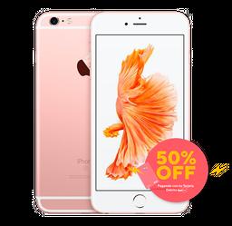 Iphone 6S Gold Rose 64GB