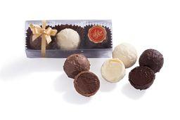 Trufas de Chocolate x7