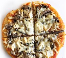 Pizza de Pollo Champiñón Personal