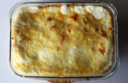 Lasagna de Pollo - Champiñón