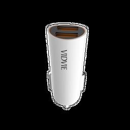 Cargador Para Automovil CC505B (iphone/lightning)VIDVIE