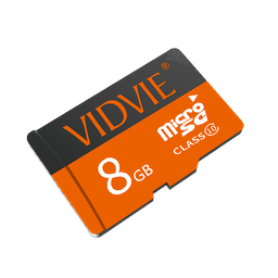 Memoria Micro Sd 8Gb VIDVIE