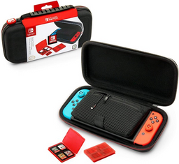 Estuche De Viaje De Lujo - Nintendo Switch