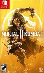 Mortal Kombat - Nintendo Switch