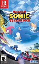 Sonic Racing - Nintendo Switch