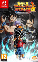 Dragon Ball Heroes- Nintendo Switch