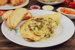 Omelette Principito