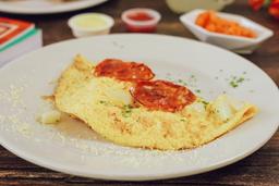 Omelette Toro y Luna
