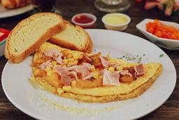 Omelette Samba