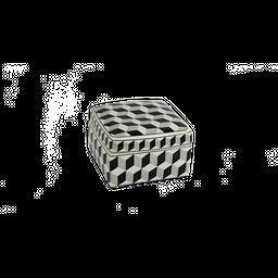 Caja Decorativa Ajedrez