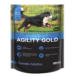 Agility gold grandes adultos 3kg