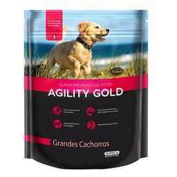 Agility gold grandes cachorros 1.5kg