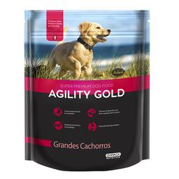 Agility gold grandes cachorros 3kg