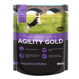 Agility gold pequeños adultos 1.5kg