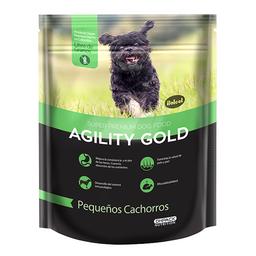 Agility gold pequeños cachorros 1.5kg