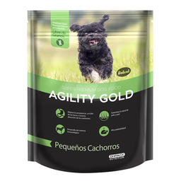 Agility gold pequeños cachorros 3kg