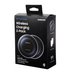 Kit 2 cargadores inalambricos Samsung Wireless Charger