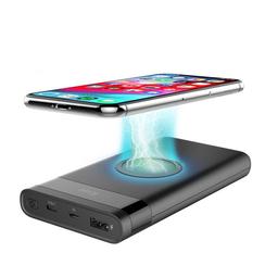 Bateria portable inalambrica iLuv de 10.000 mAh USB-C
