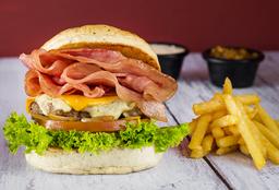 Sexy Bacon Burger