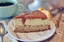 Cheesecake de Chocolate Semi-amargo