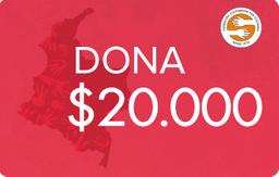 Bono Dona 20mil