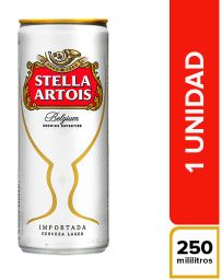 Stella Artois 250 ml