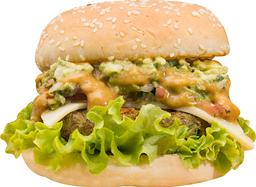 🍔🍔2 Hamburguesas mexicanas en combo