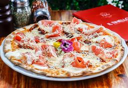 Pizza Datteri e Prosciutto