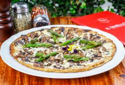 Pizza Funghi Vegana